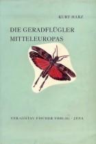 Die Geradflügler Mitteleuropas