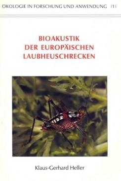 Bioakustik der europäischen Laubheuschrecken