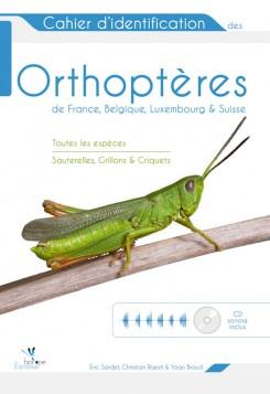 Cahier d'identification des Orthoptères de France