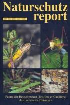 Fauna der Heuschrecken (Ensifera et Caelifera) des Freistaates Thüringen