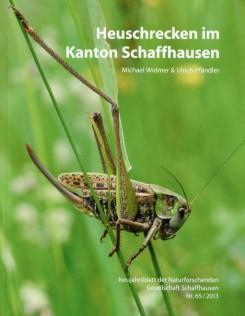 Heuschrecken im Kanton Schaffhausen