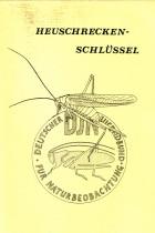 Bestimmungsschlüssel der Heuschrecken der Bundesrepublik Deutschkand und angrenzender Gebiete