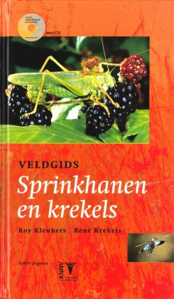 Veldgids Sprinkhanen en Krekels