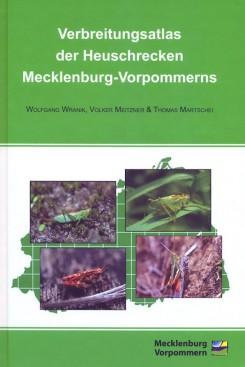Verbreitungsatlas der Heuschrecken Mecklenburg-Vorpommerns
