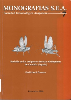 Revisión de los ortópteros (Insecta: Orthoptera) de Cataluña (España)
