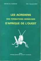 Les acridiens d'Afrique de l'Ouest