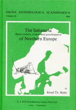 The Saltatoria of Northern Europe