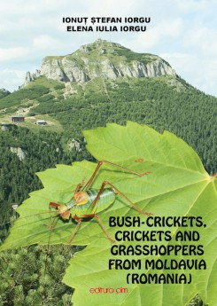 Bush-crickets, Crickets and Grasshoppers from Moldavia (Romania)