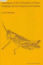 Catalogue of the Orthoptera of Spain