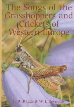 The songs of the grasshoppers and crickets of western Europe